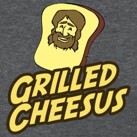 Design ~ GRILLED CHEESUS Women T-SHIRT