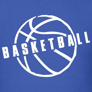 Royal blue Basketball T-Shirts - Men's T-Shirt