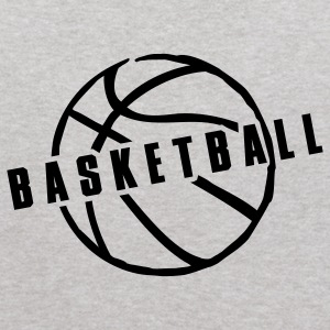 Heather grey Basketball Sweatshirts - Kids' Hoodie