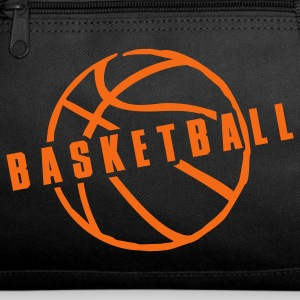 Black Basketball Bags  - Duffel Bag