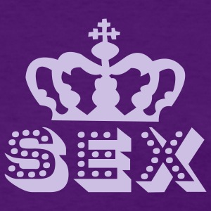 Purple sex Women's T-Shirts - Women's T-Shirt