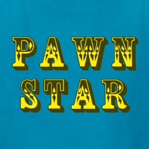 Orange Pawn Star Kids' Shirts - Kids' T-Shirt