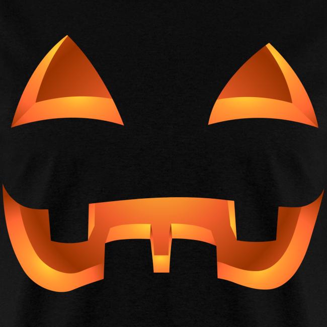 Jack-o-lantern Halloween T-Shirt Pumpkin Shirts
