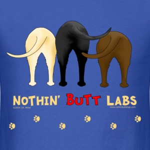 Nothin' Butt Labs T-shirt - Men's T-Shirt
