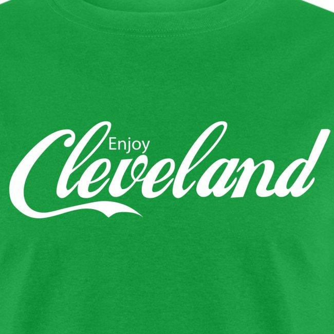 Enjoy Cleveland - White