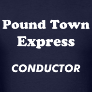 Design ~ Pound Town Express Conductor