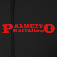 Design ~ Palmetto Battalion Zippered Hoodie