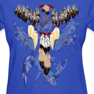 Dreamcatcher Feathers - Women's T-Shirt