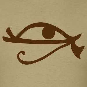Egyptian hieroglyphic eye EGYPT  T-Shirts - Men's T-Shirt