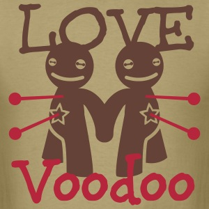 voodoo child love voodoo T-Shirts - Men's T-Shirt