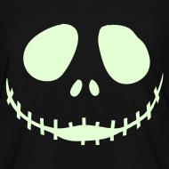 Design ~ JACK'S NIGHTMARE 3D - Glow in the Dark Toddler T-Shirt