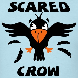 Scared Crow Animal Shirt T-Shirts - Men's T-Shirt