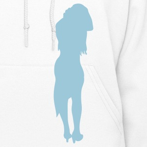 sexy woman from behind Hoodies - Women's Hoodie
