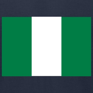 Nigeria T-Shirts - Men's T-Shirt by American Apparel