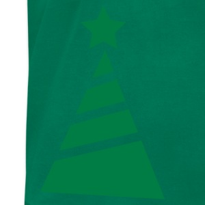 FUNKY COOL xmas Christmas tree  T-Shirts - Men's T-Shirt by American Apparel