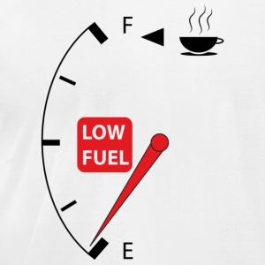 fuel T-Shirts - Men's T-Shirt by American Apparel