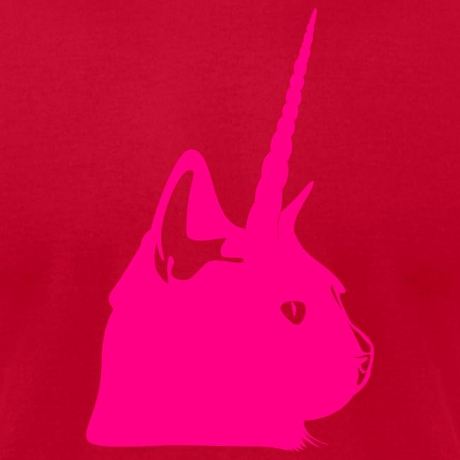 Men's Pink Unicat