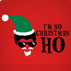IM NO CHRISTMAS HO i hate christmas Caps - Baseball Cap
