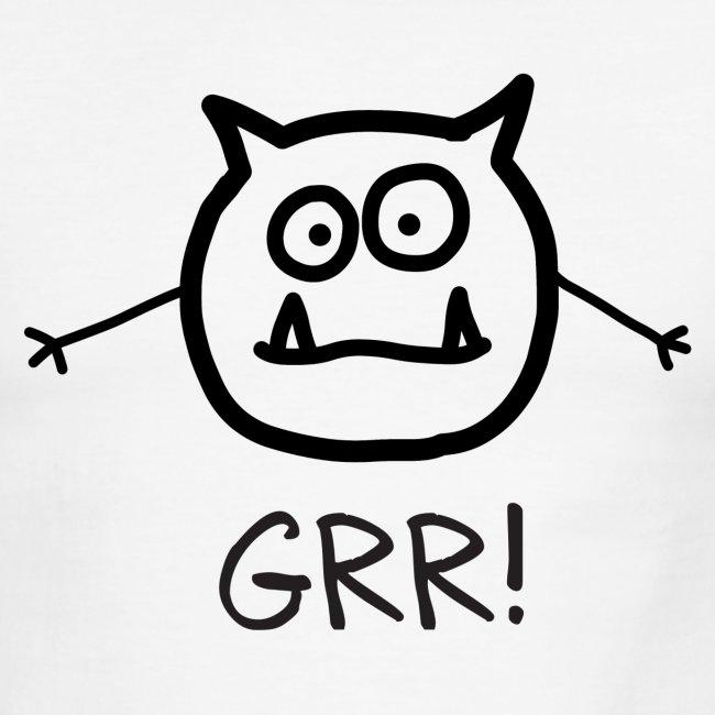 Grumo GRR! - Men Ringer
