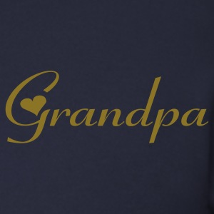 grandpa Zip Hoodies/Jackets - Men's Zip Hoodie