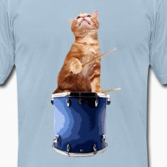 Drumkitten Color Shirt