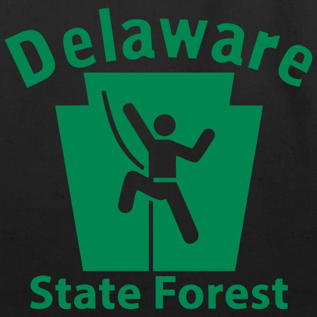 Delaware State Forest Keystone Climber