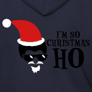 IM NO CHRISTMAS HO i hate christmas Zip Hoodies/Jackets - Men's Zip Hoodie