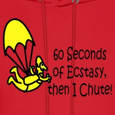 60 Seconds Of Ecstasy, Then I Chute!