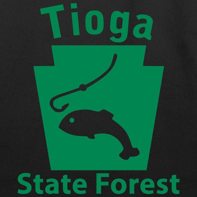 Tioga State Forest Keystone Fish