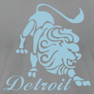 Design ~ Lions Vintage Men's American Apparel Tee