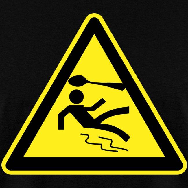 Warning Sign - Men's