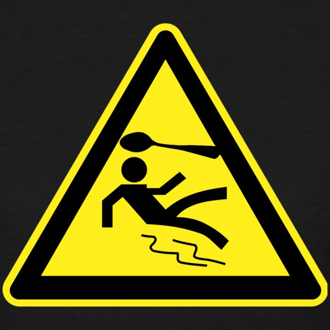 Warning Sign - Women's