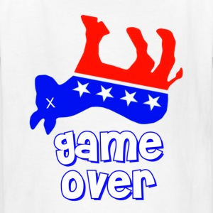 Democrats Game Over Kids' Shirts - Kids' T-Shirt