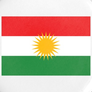 Kurdish Flag - Large Buttons