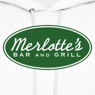 Design ~ Exclusive MERLOTTE'S BAR Hoodie - MERLOTTE'S BAR Sweatshirt