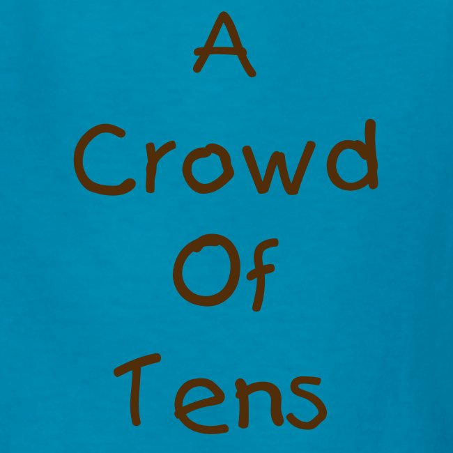 Lil' Girl's - A Crowd Of Tens