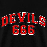 Design ~ Jersey Devils T-Shirt