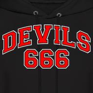 Design ~ Jersey Devils Hoodie