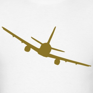 plane - aircraft T-Shirts - Men's T-Shirt