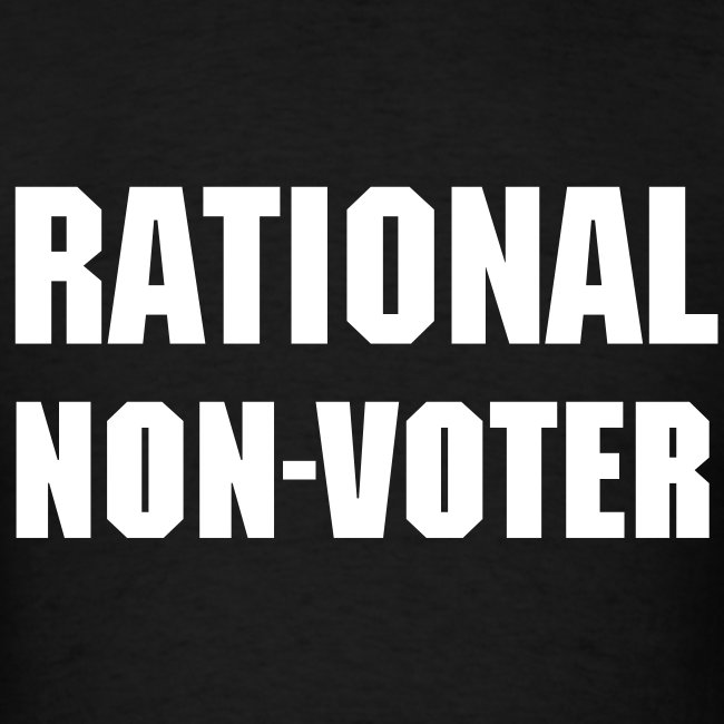 Rational Non-Voter