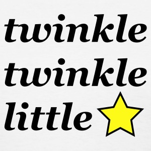 Twinkle Twinkle Little Star Tee - Women's T-Shirt