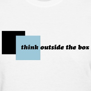 think - Women's T-Shirt