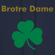 Design ~ Brotre Dame Sweatshirt