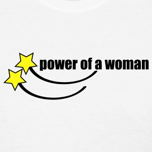 women power - Women's T-Shirt