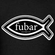 Design ~ Men's fubar Tshirt