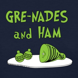 Gre-nades and Ham Women's T-Shirts - Women's T-Shirt