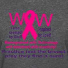 wow_factor_test_the_breast Women's T-Shirts