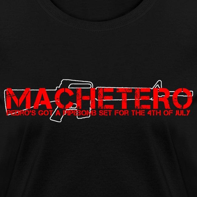 MACHETERO M16 BLACK WOMENS