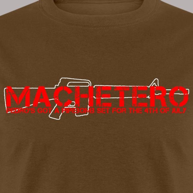 MACHETERO M16 BROWN MENS
