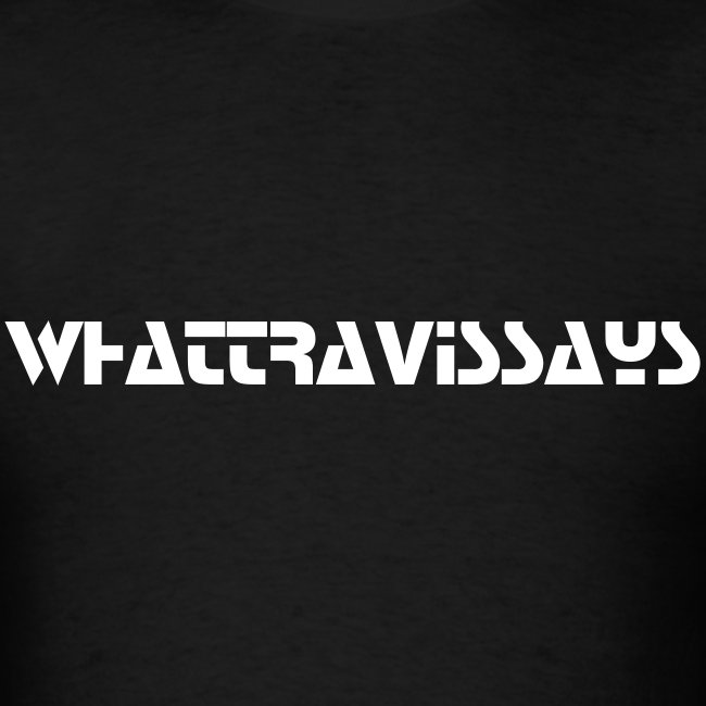 WhatTravisSays - Standard Weight T-Shirt